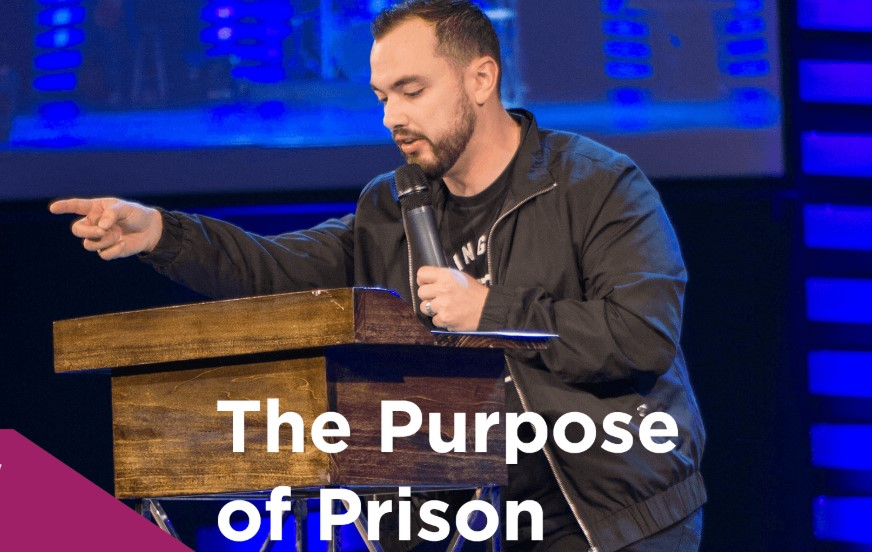 purposes of prisons